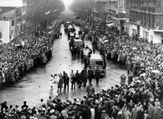 Charonne 1962